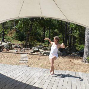 Danse libre improvisée