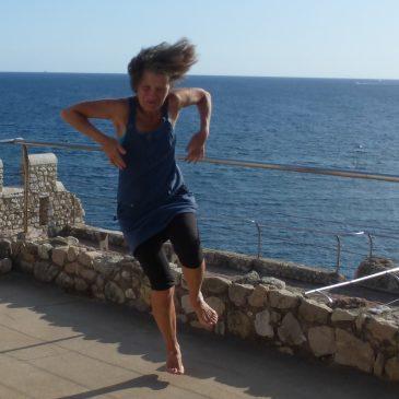 Danse vers la mer