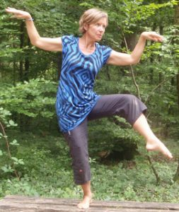 danse en nature